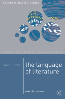 Mastering the Language of Literature, Paperback Book