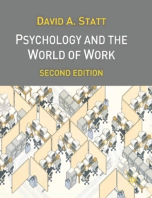 Psychology and the World of Work, Paperback / softback Book