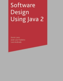 Software Design Using Java 2, Paperback / softback Book