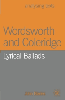 Wordsworth and Coleridge : Lyrical Ballads, Paperback Book