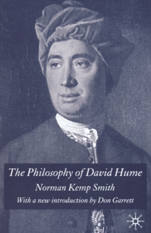 The Philosophy of David Hume : With a New Introduction by Don Garrett, Paperback / softback Book
