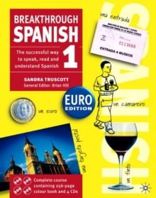 Breakthrough Spanish 1, Mixed media product Book