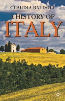 A History of Italy, Paperback / softback Book