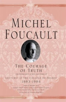The Courage of Truth, Paperback / softback Book