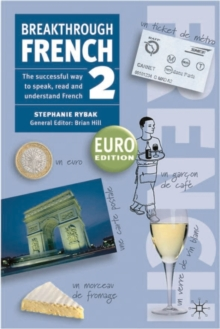 Breakthrough French 2, Mixed media product Book