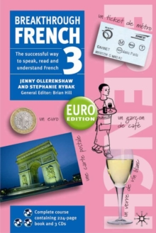 Breakthrough French 3, Mixed media product Book