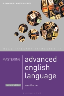 Mastering Advanced English Language, Paperback Book