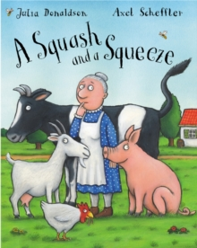 A Squash and a Squeeze, Paperback Book