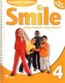 Smile New Edition 4 Teacher's Edition, Paperback / softback Book