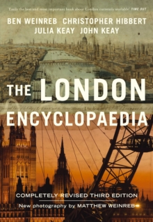 The London Encyclopaedia, Paperback Book