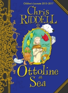 Ottoline at Sea, Hardback Book