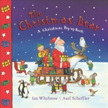 The Christmas Bear, Paperback Book
