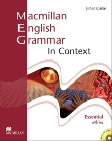 Macmillan English Grammar In Context Essential Pack with Key, Mixed media product Book