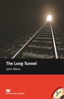 The Long Tunnel with Audio CD, Board book Book