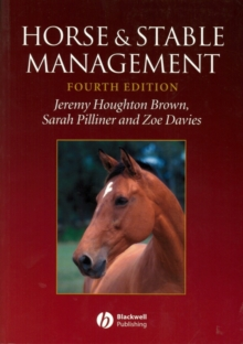 Horse and Stable Management, Paperback Book