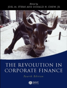 The Revolution in Corporate Finance, Paperback / softback Book