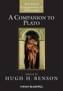 A Companion to Plato, Hardback Book