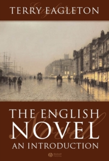 The English Novel - an Introduction, Paperback Book