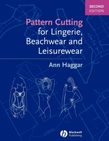 Pattern Cutting for Lingerie, Beachwear and Leisurewear, Paperback Book