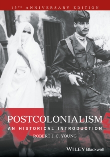 Postcolonialism : An Historical Introduction, Paperback / softback Book