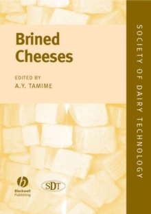 Brined Cheeses, Hardback Book