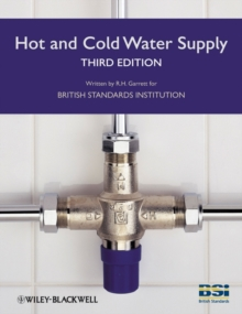 Hot and Cold Water Supply, Paperback / softback Book