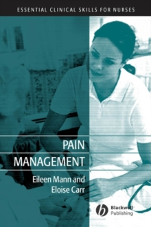 Pain Management, Paperback / softback Book