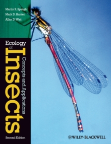 Ecology of Insects : Concepts and Applications, Paperback Book