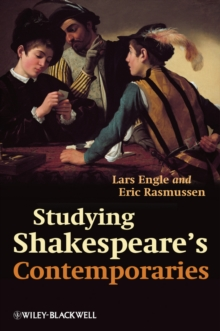 Studying Shakespeare's Contemporaries, Paperback / softback Book