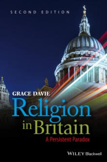 Religion in Britain : A Persistent Paradox, Hardback Book