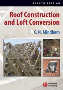 Roof Construction and Loft Conversion, Paperback Book