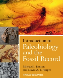 Introduction to Paleobiology and the Fossil Record, Paperback / softback Book