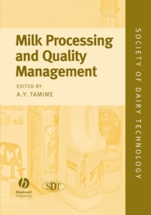 Milk Processing and Quality Management, Hardback Book