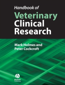 Handbook of Veterinary Clinical Research, Paperback Book