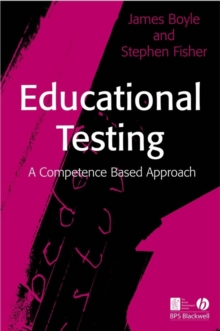 Educational Testing : A Competence-Based Approach, Paperback / softback Book