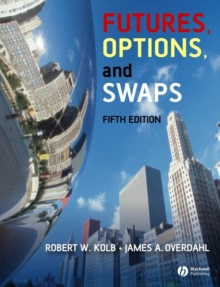 Futures, Options, and Swaps, Hardback Book
