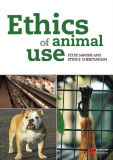 Ethics of Animal Use, Paperback Book