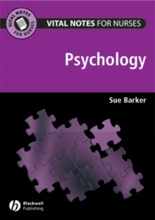 Vital Notes for Nurses : Psychology, Paperback / softback Book