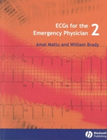 Ecgs for the Emergency Physician 2E, Paperback Book