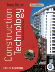 Construction Technology : Analysis and Choice, Paperback / softback Book
