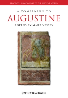 A Companion to Augustine, Hardback Book
