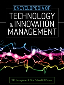 Encyclopedia of Technology and Innovation Management, Hardback Book