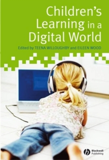 Children's Learning in a Digital World, Hardback Book