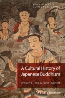 A Cultural History of Japanese Buddhism, Hardback Book