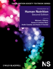 Introduction to Human Nutrition, Paperback Book