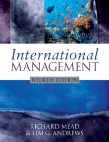 International Management, Paperback Book