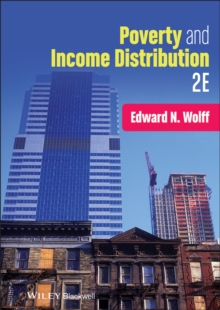 Poverty and Income Distribution, Hardback Book