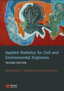 Applied Statistics for Civil and Environmental Engineers, Hardback Book