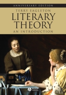 Literary Theory - an Introduction 2E Revised, Paperback Book