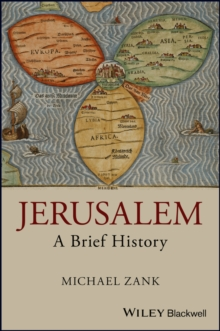 Jerusalem : A Brief History, Paperback Book